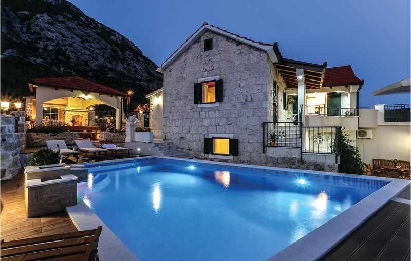 Amazing home in Gata with WiFi and 3 Bedrooms (CDF273), holiday rental in Gata