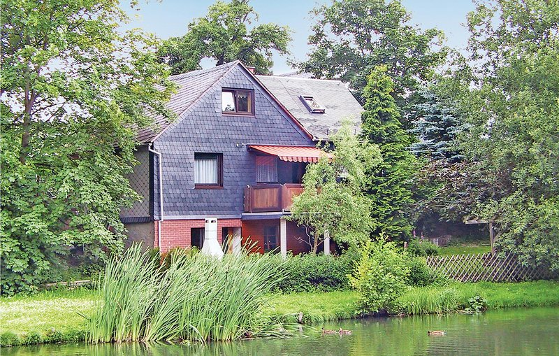 Amazing home in Gleima with 2 Bedrooms (DTH229), holiday rental in Uhlstadt - Kirchhasel