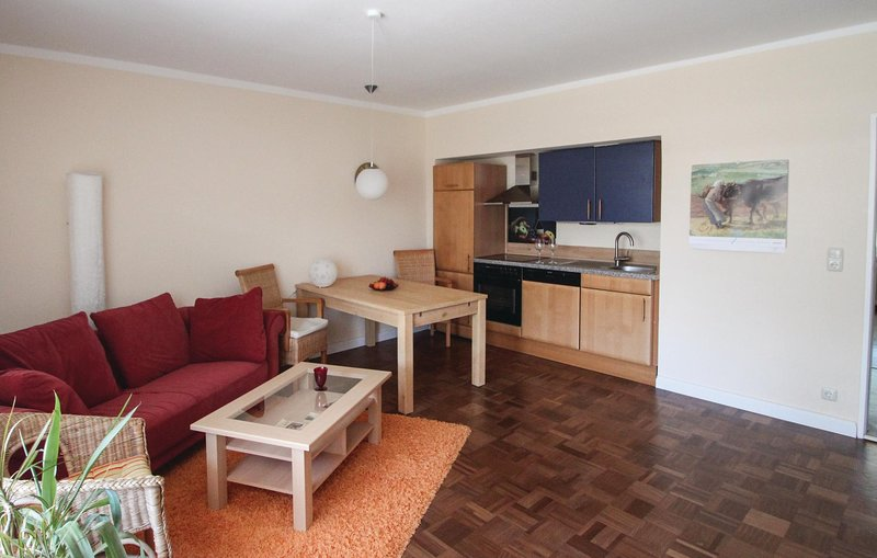 Nice home in Bad Pyrmont with WiFi and 1 Bedrooms (DWE131), holiday rental in Hämelschenburg