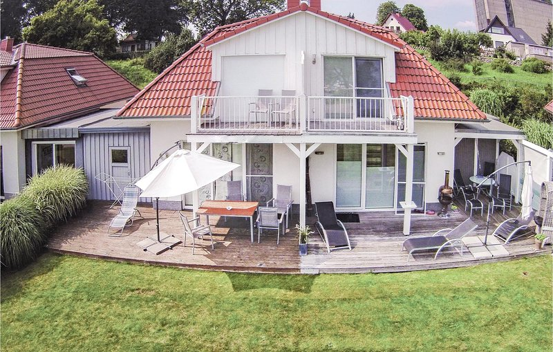 Stunning home in Bad Kleinen with 2 Bedrooms (DMV396), holiday rental in Warin