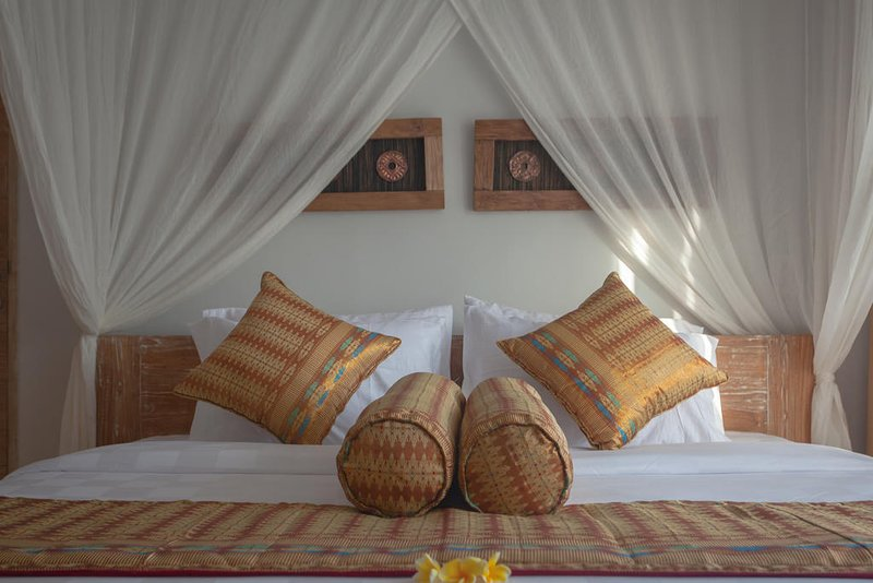 2BR Pool Villa  Daily afternoon tea and Balinese cakes at Ubud, vacation rental in Ubud