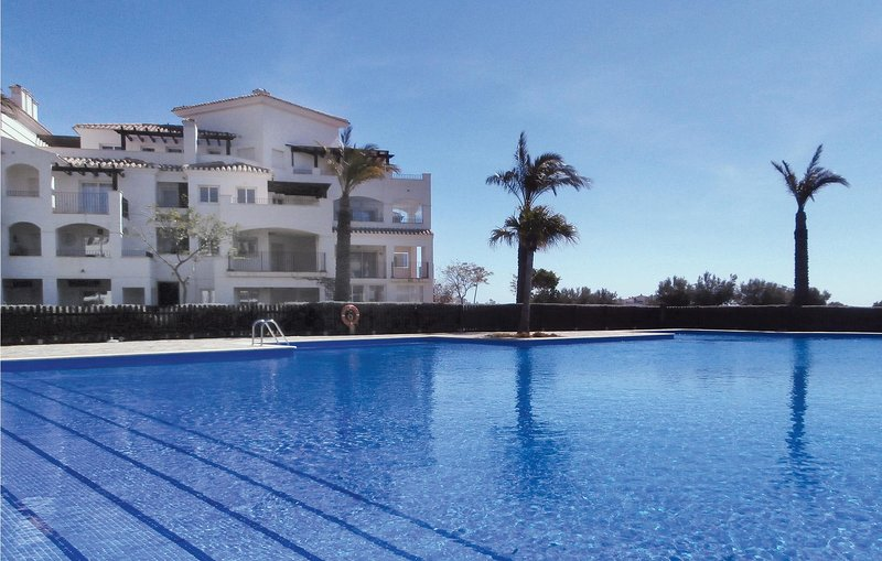 Beautiful home in Sucina with WiFi and 2 Bedrooms (ECC431), holiday rental in La Tercia