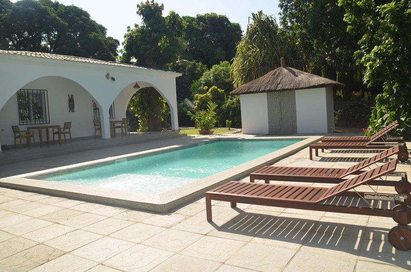 Vokunda house, Kololi, holiday rental in Serekunda