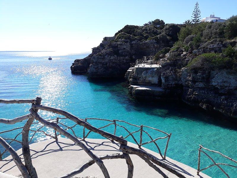 Apartamentos Biniforcat CB, alquiler vacacional en Menorca