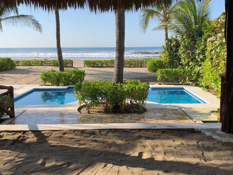 ACAPULCO 'CASA PLAYA ENCANTADA' MAYO RENTA 4 NOCHES Y TE REGALAMOS LA 5TA, Ferienwohnung in Acapulco
