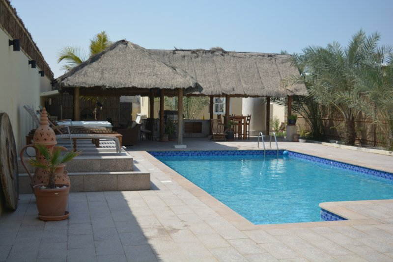 Dar 66 Villa 4 BR with Private Pool, vacation rental in Ras Al Khaimah