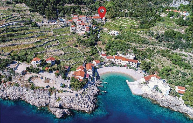 Amazing home in Podobuce with 2 Bedrooms (CDP126), alquiler de vacaciones en Podobuce