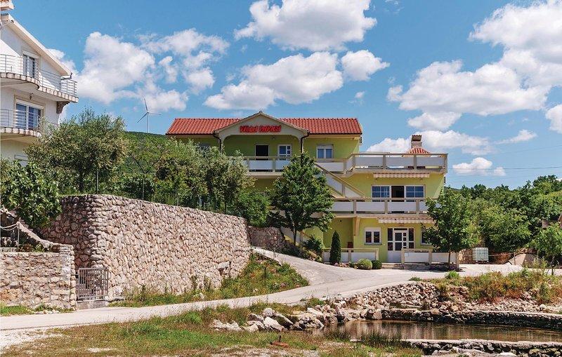 Stunning home in Ribnica-Krusevo with WiFi and 1 Bedrooms (CDZ949), casa vacanza a Pridraga