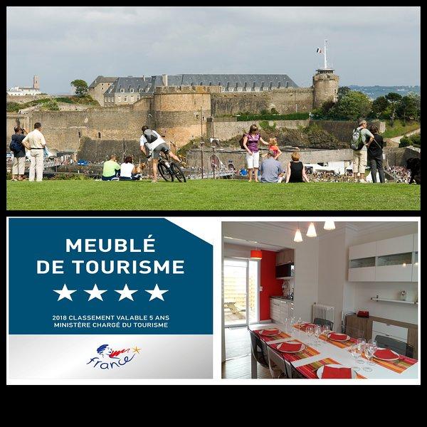 Location maison de vacances Brest centre ville - Fabie MARCHAL