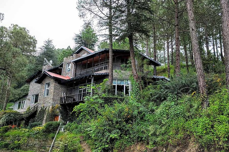 The Ekam Villa, holiday rental in Chail