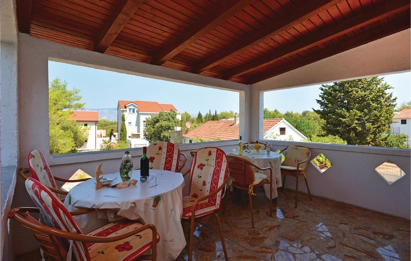 Awesome home in Rudina with WiFi and 1 Bedrooms (CDH547), holiday rental in Rudina