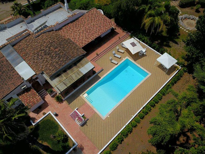 Villa Vetti, vacation rental in Ugento