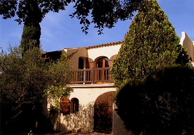 Grande Villa, Corse du Sud, Domaine privé de Cala Rossa, holiday rental in Porto-Vecchio