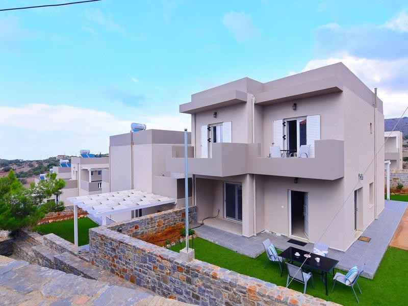 Villa Zeus, holiday rental in Epano Sisi