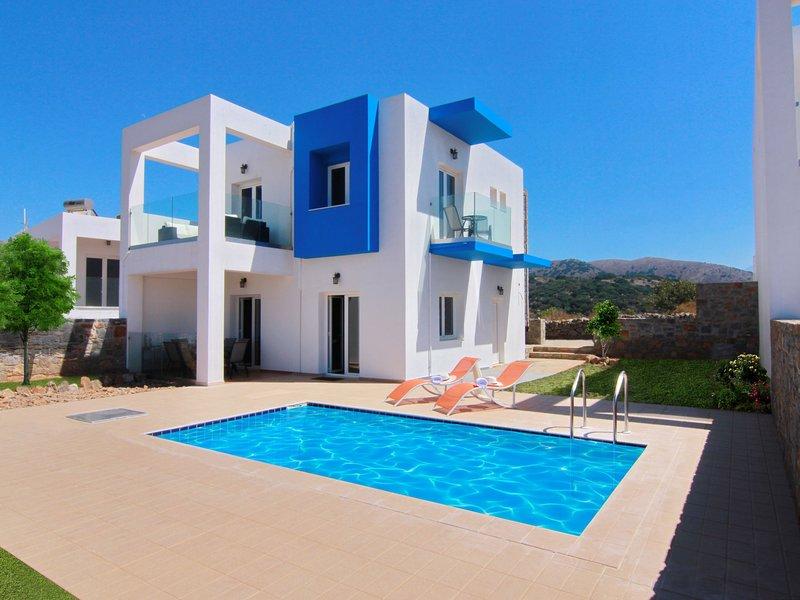 Villa Hera, holiday rental in Epano Sisi