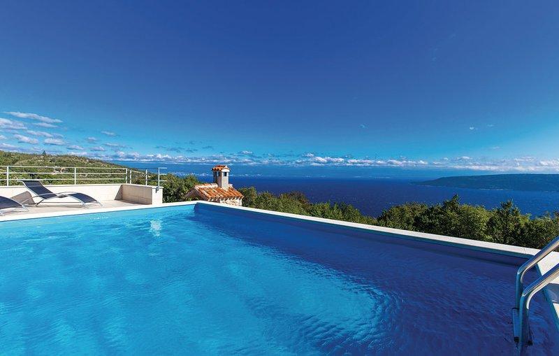 VillaBlu amazing Sea view Kalina 20, casa vacanza a Brsec