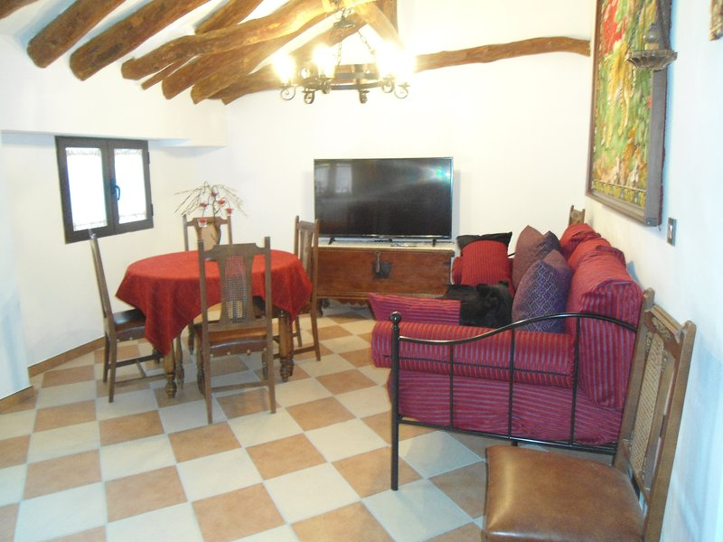 Apartamento de los Albas, vacation rental in Illora