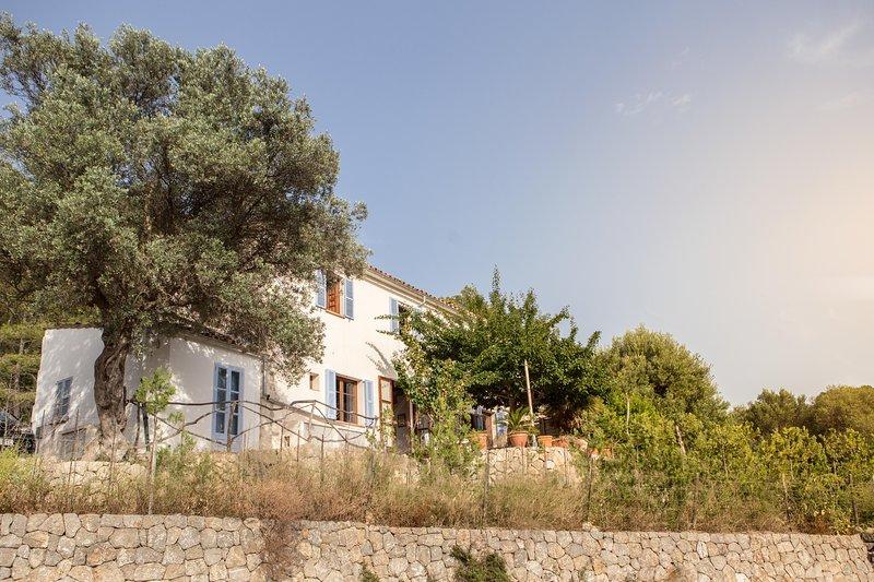 casa de mar y montaña, vacation rental in S'Arraco