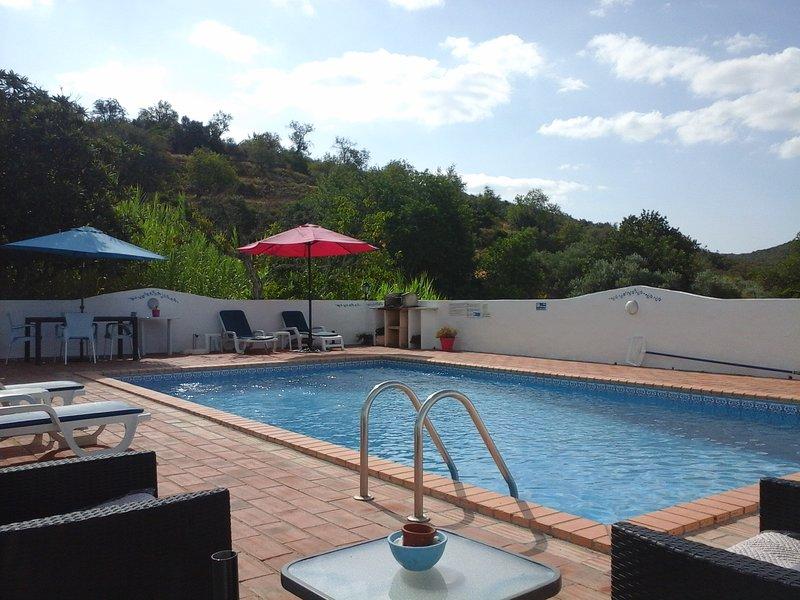 Villa Romao, alquiler de vacaciones en Loulé