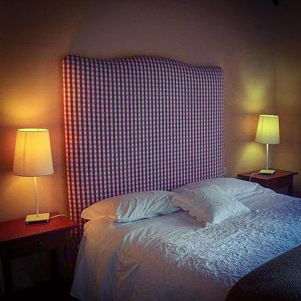 Double room with private facilities