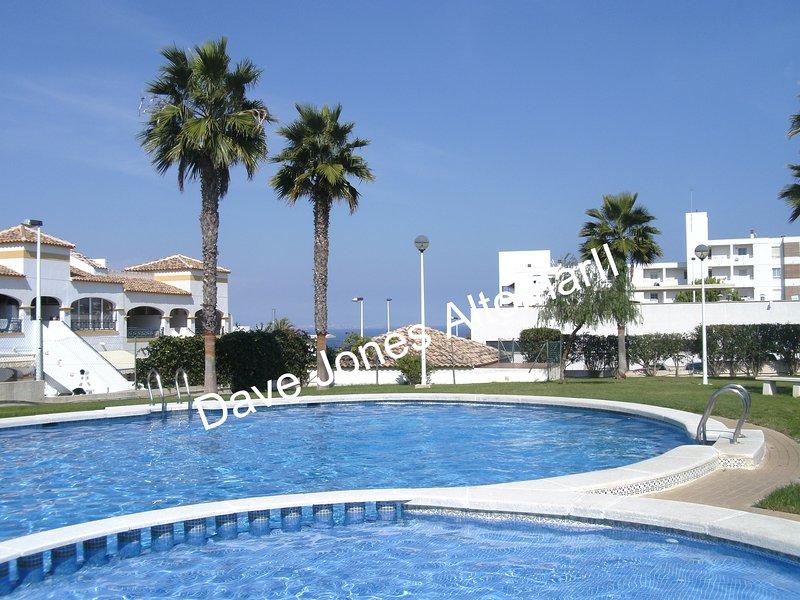 Altomar2 Gran Alacant, holiday rental in Monte Faro
