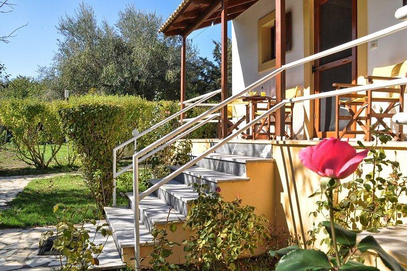Skafonas No2 - Apartments Pelekas, Corfu, holiday rental in Pelekas