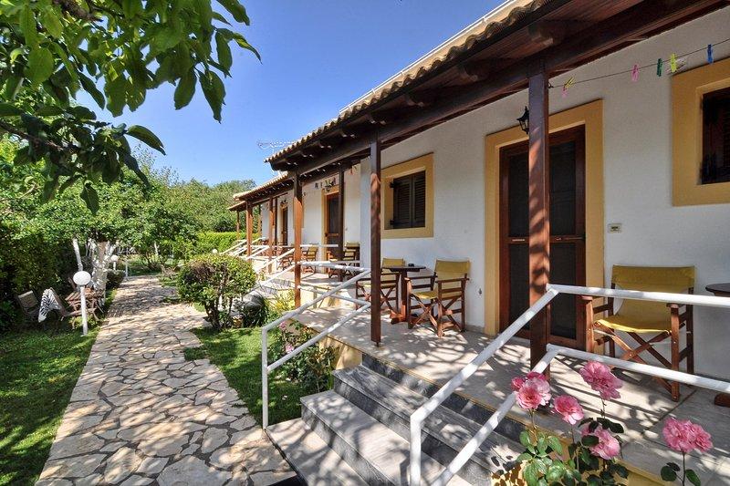 Skafonas No 1 - Apartments Pelekas, Corfu, vakantiewoning in Pelekas