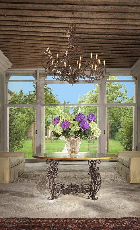 Garden Views from Villa F