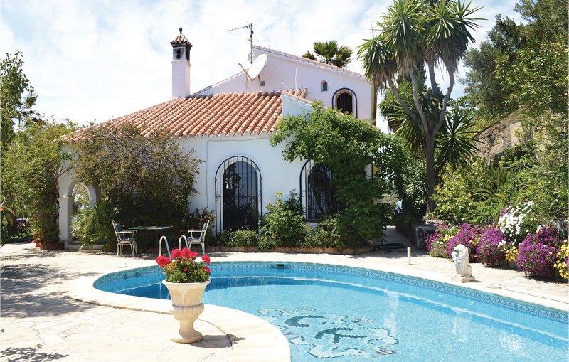 Nice home in Algarrobo with WiFi and 0 Bedrooms (EAN115), vacation rental in Algarrobo