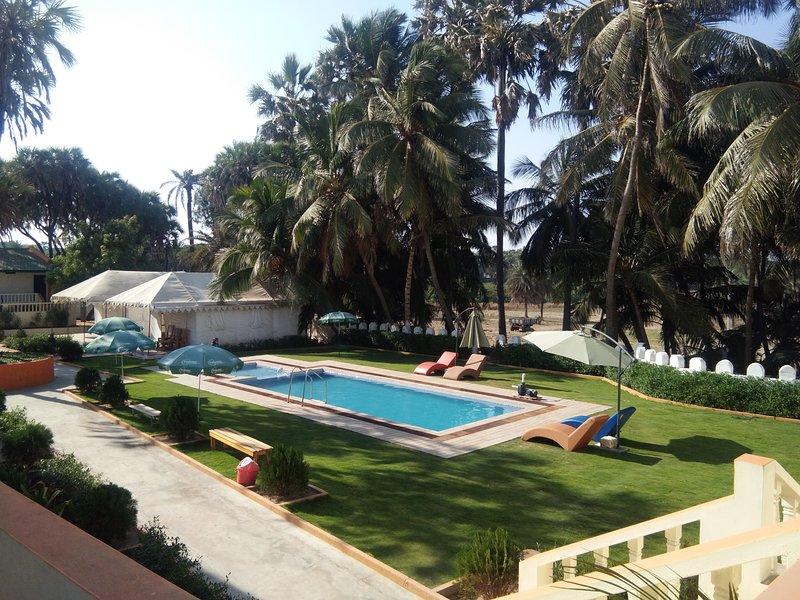 HOTEL PALMS, casa vacanza a Diu District