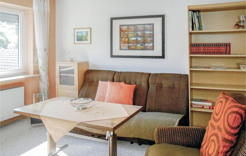 Stunning home in Waldeck with WiFi and 1 Bedrooms (DHE262), location de vacances à Twistetal