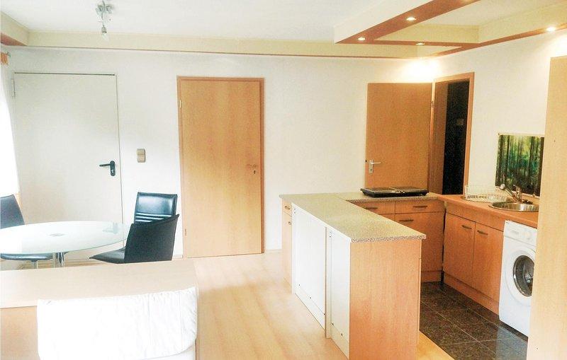 Nice home in Espenau OT Mönchehof with WiFi and 0 Bedrooms (DHE260), holiday rental in Nieste