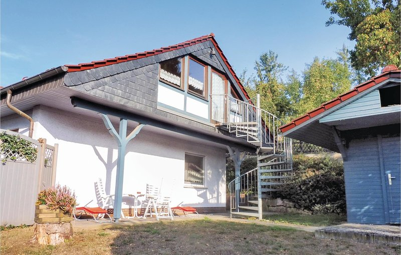Beautiful home in Schlitz-Rimbach with 1 Bedrooms (DHE271), holiday rental in Schlitz