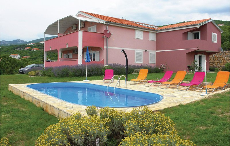 Amazing home in Klenovica with WiFi and 2 Bedrooms (CKN122), holiday rental in Klenovica