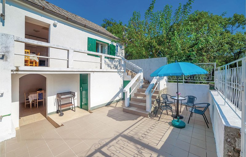 Awesome home in Povile with 1 Bedrooms and WiFi (CKN205), alquiler de vacaciones en Povile