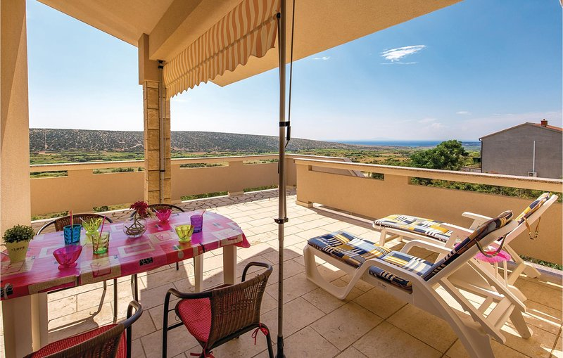 Amazing home in Kolan with WiFi and 1 Bedrooms (CKP722), holiday rental in Kolan
