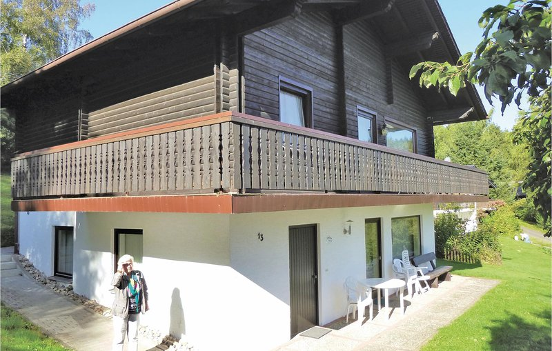 Awesome home in Thalfang with 2 Bedrooms and WiFi (DHU217), holiday rental in Thalfang
