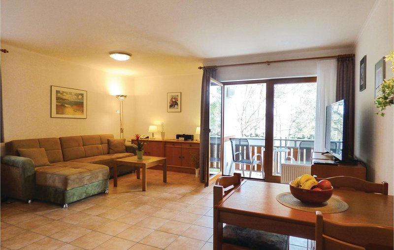 Nice home in Thalfang with 1 Bedrooms (DHU250), holiday rental in Thalfang