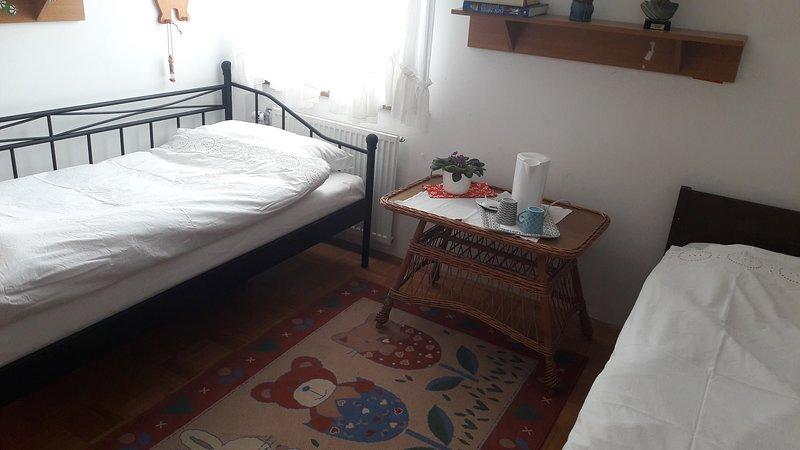 B&B Černe Room 1, holiday rental in Idrija