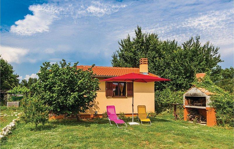 Beautiful home in Pula with 0 Bedrooms (CIP873), holiday rental in Skatari
