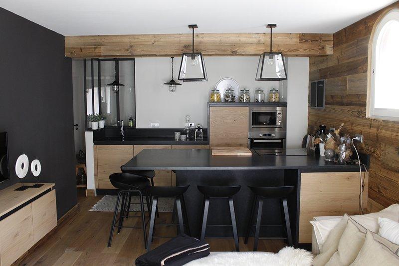 COCON HAUT STANDING DEVANT PISTES, holiday rental in La Salle les Alpes