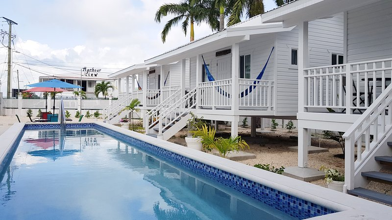 Harbour View Cottages, holiday rental in Belize City