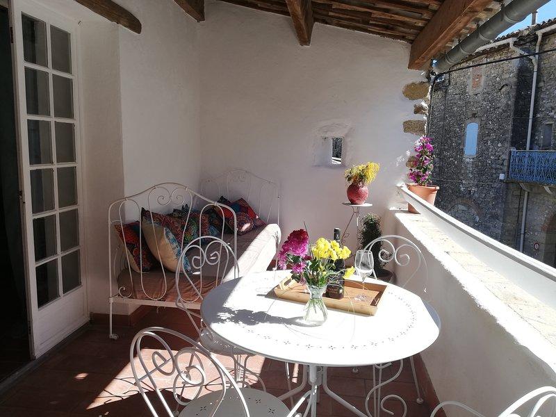 'L'intemporel' Le Petit Gîte près de la Cèze., vacation rental in Goudargues