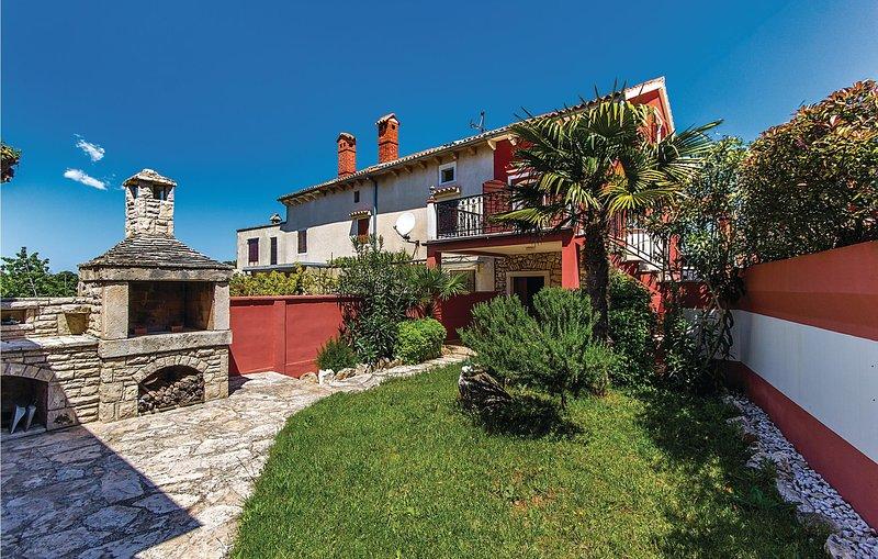 Nice home in Valtura w/ WiFi and 1 Bedrooms (CIC372), location de vacances à Valtura