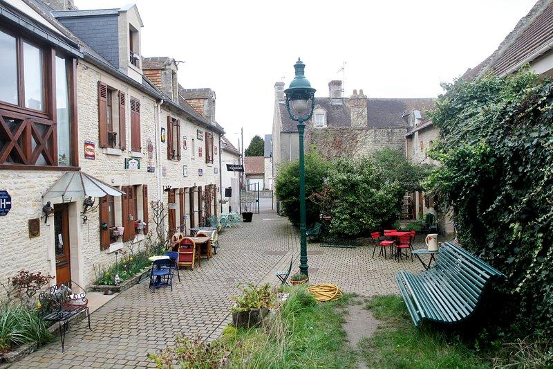 La Maison des Souvenirs, vacation rental in Fontaine-Henry