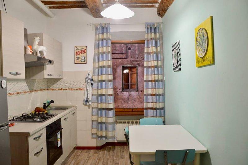 Happy Days Appartamento Turistico di Stefania ed Elisa, casa vacanza a Pitigliano