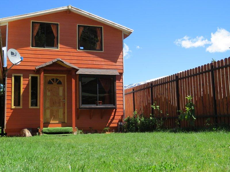 Cabaña ' Los Coigues 2308 '  Huilo Huilo Chile, holiday rental in Los Rios Region