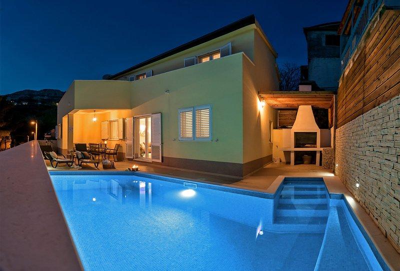 Villa Le Lu - Split ****, location de vacances à Zrnovnica