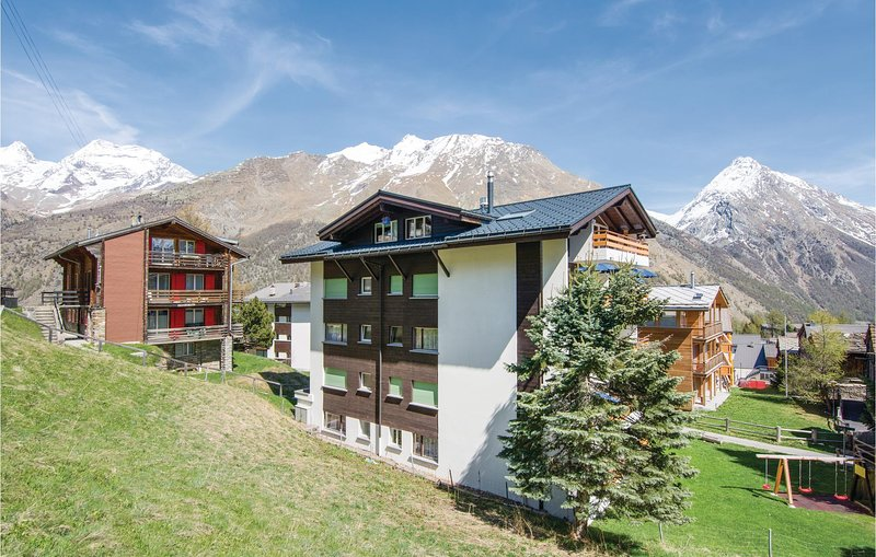 Acimo Edelweiss Chalet in Saas-Fee