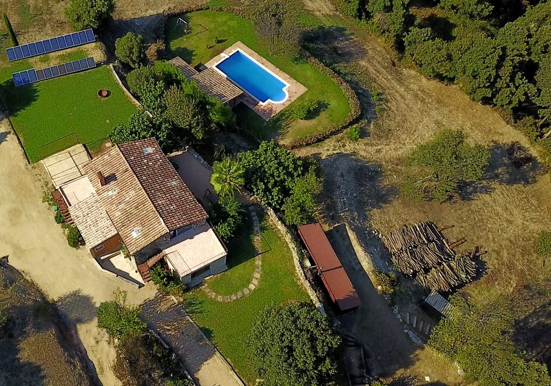 Sant Cebria de Lledo Holiday Home Sleeps 11 with Pool - 5654578 – semesterbostad i Sant Sadurni de l'Heura